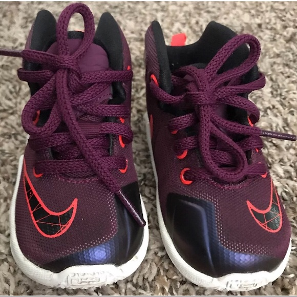 86004ae2d269 Nike Lebron XIII 13 Kids Baby Toddler Size 5C EUC.  M_5b48d2071299556ba999c005